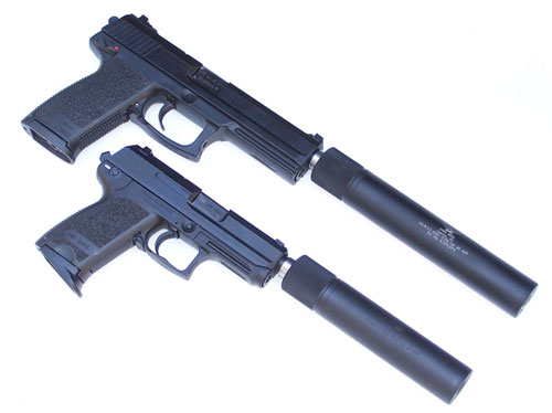 Silencers For Rifles. Guns, Silencers,
